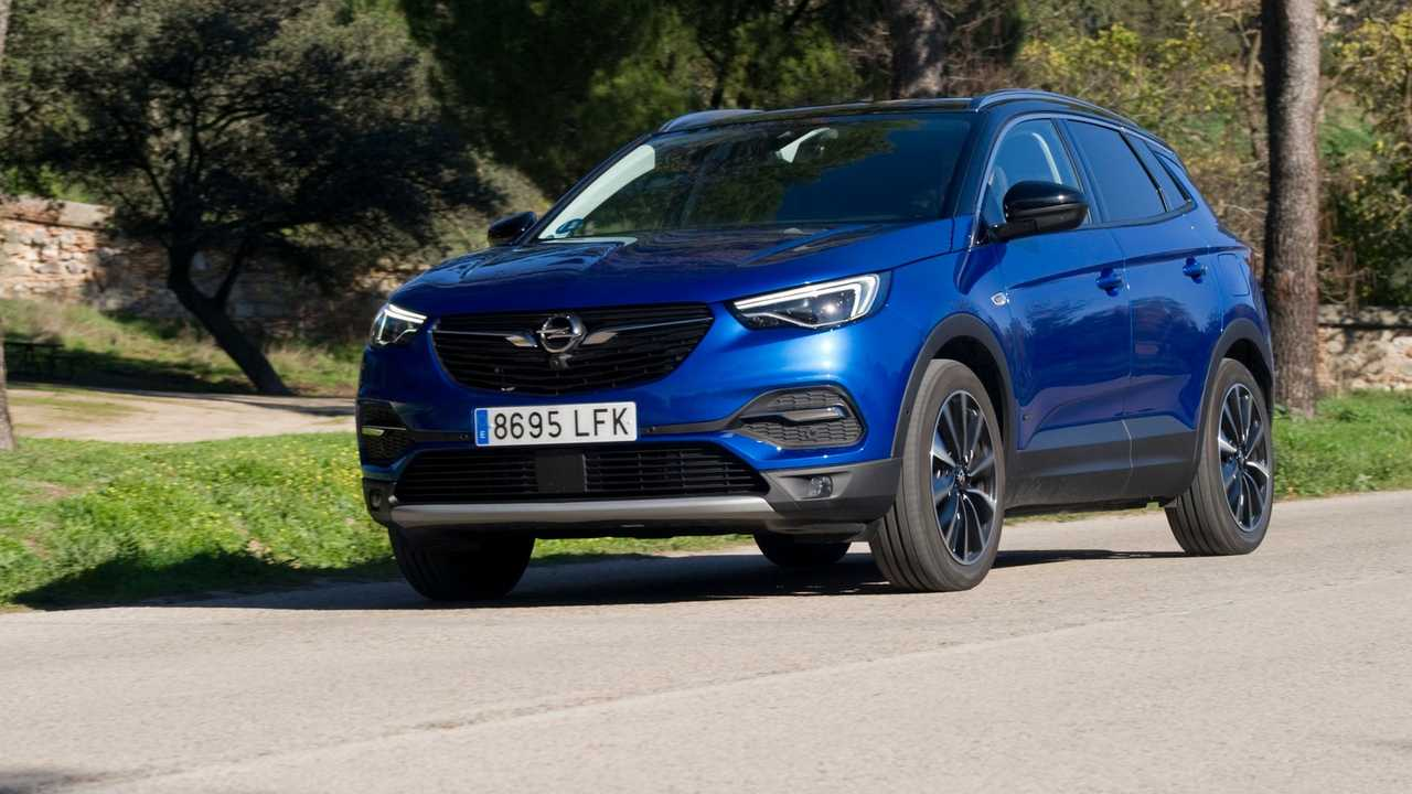Prueba Opel Grandland X Hybrid4 Ultimate 2021