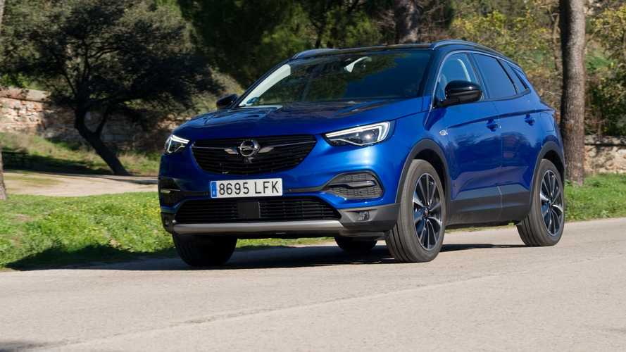 Prueba Opel Grandland X Hybrid4 Ultimate 2021: polifacético