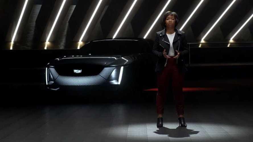 Sedã elétrico de luxo, Cadillac Celestiq aparece pela 1ª vez em vídeo oficial