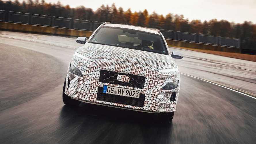 Hyundai KONA N 2021: con motor 2.0 T-GDI y cambio N DCT
