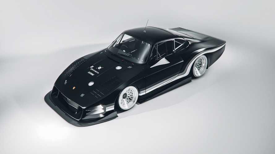 Este Porsche 935 eléctrico se llama Moby X y se va a hacer realidad