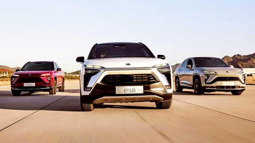 NIO, ecco il marchio cinese di auto elettriche che stupisce il mondo