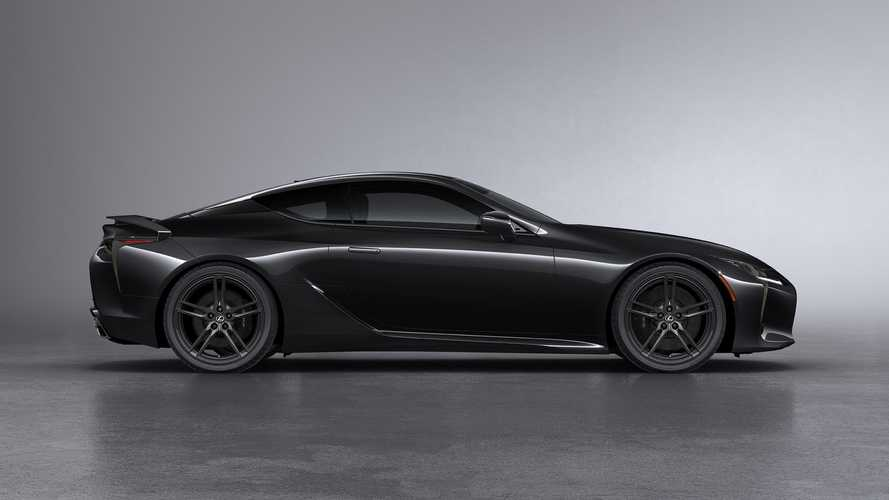 Lexus LC 500 Inspiration Series 2021