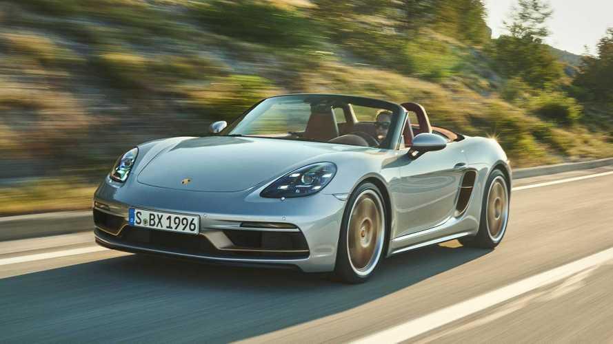 Porsche Boxster 25º Aniversario 2021: un cumpleaños muy especial