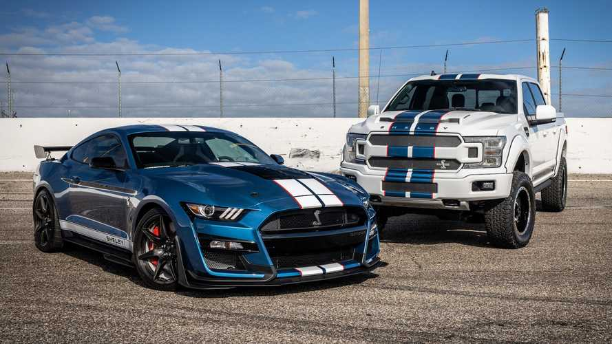 Only Days Left To Enter To Win Shelby GT500 And F-150 Plus $50,000 Cash
