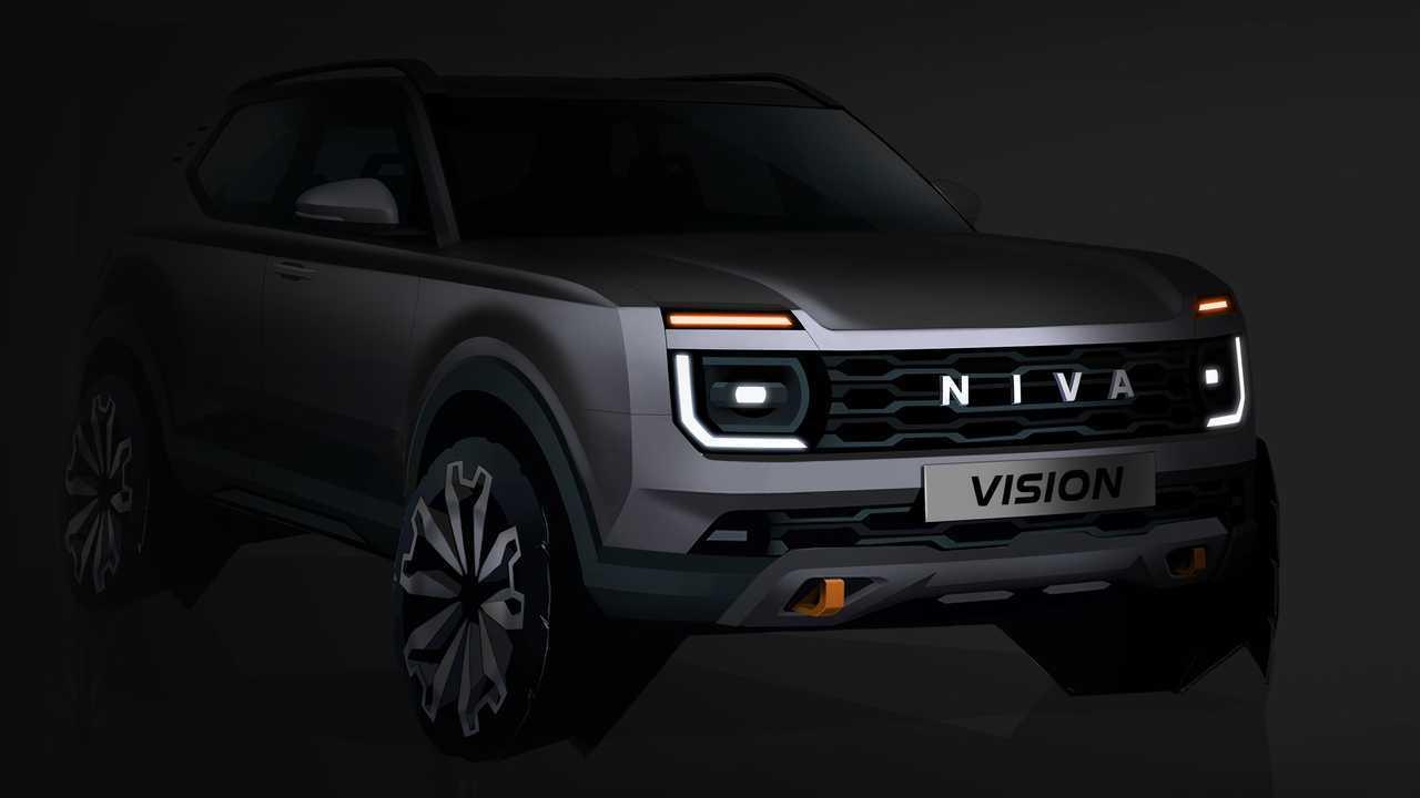 Lada Niva Vision (2021)