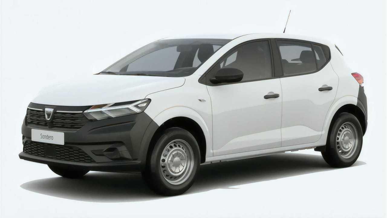Dacia Sandero Acess 2021