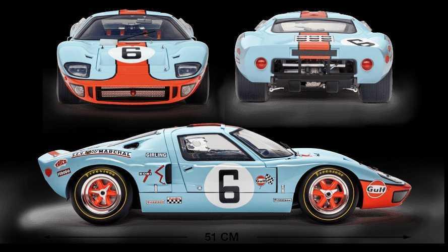 Ya tenemos ganador de la colección del Ford GT40 de Le Mans