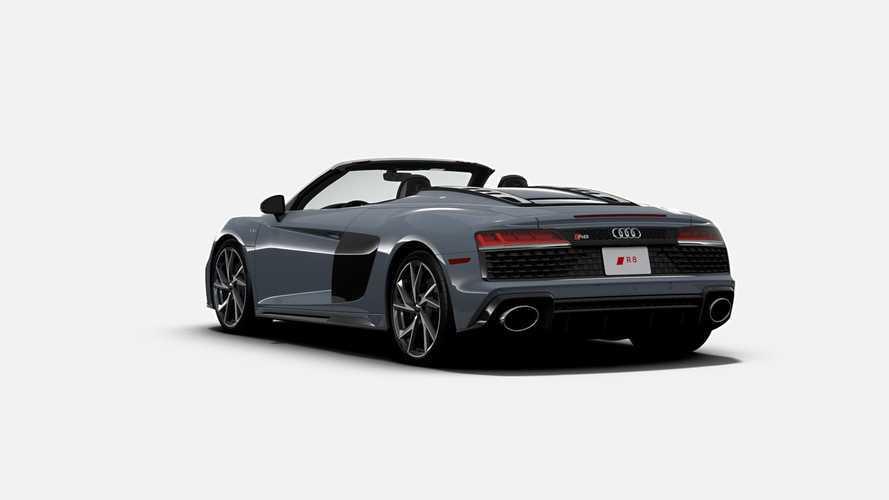2021 Audi R8 RWD