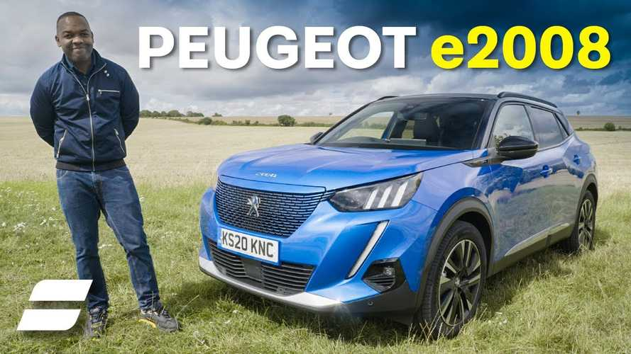 Rory Reid Says Peugeot e-2008 Is A Very Good Small Electric Crossover