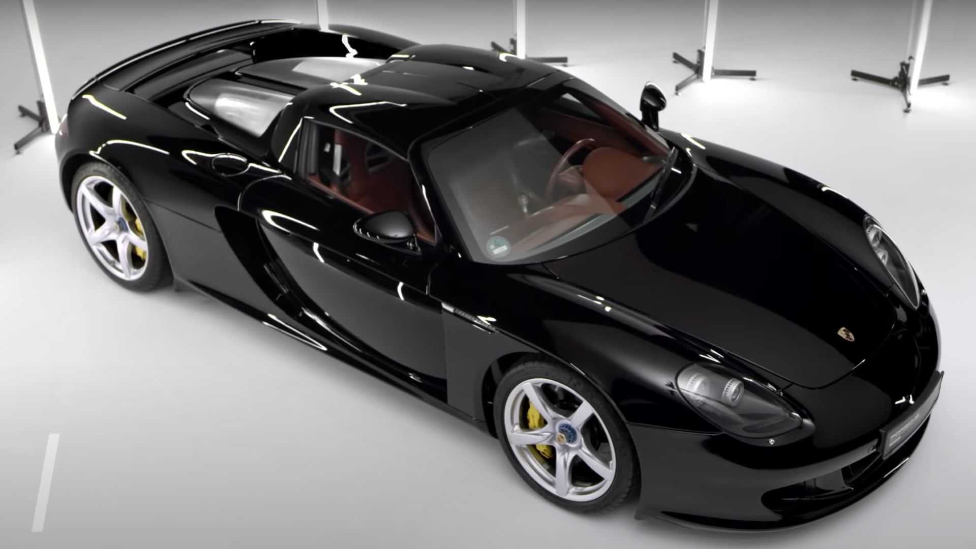 What Makes The Carrera GT Great? Porsche Lists Five Reasons