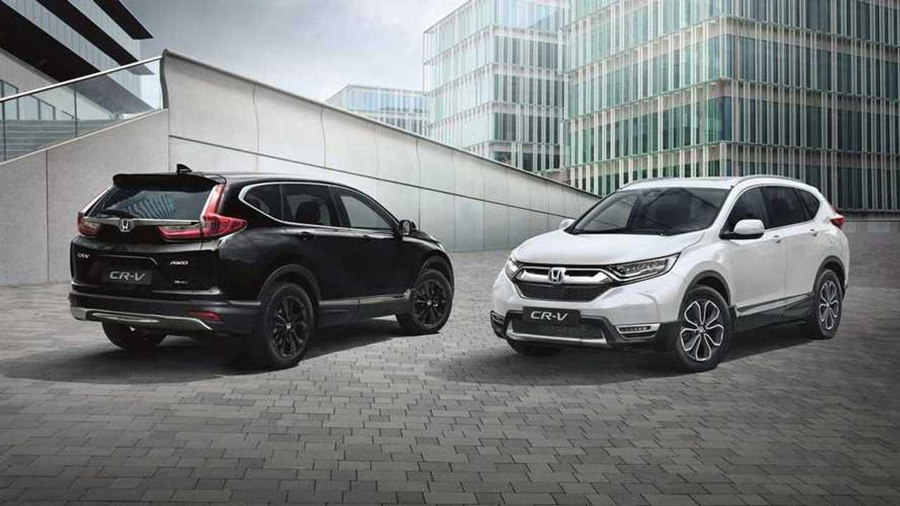 Honda CR-V Sport Line 2020