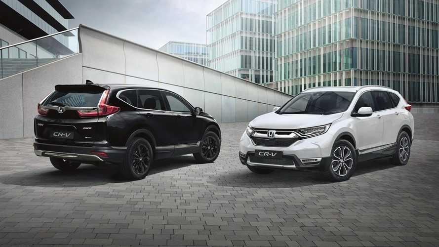 Honda CR-V Sport Line 2020: imagen deportiva