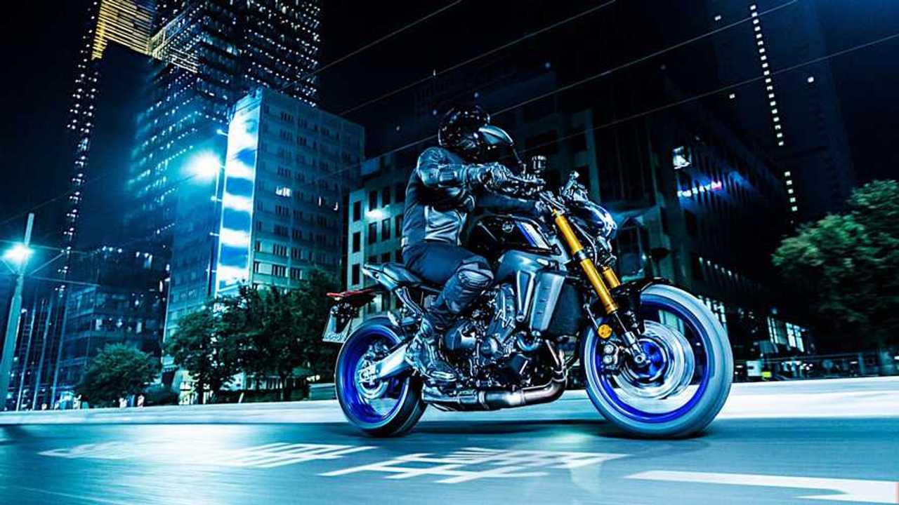 2021 Yamaha MT-09 SP Street