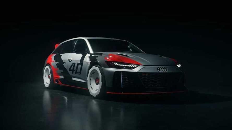 Audi RS6 GTO - Le break venu d'une autre planète