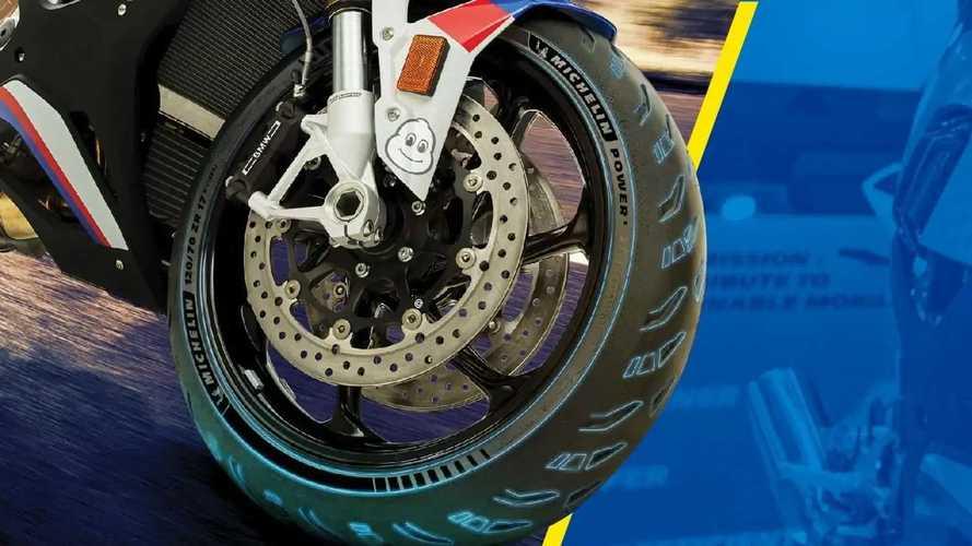 Michelin Hadirkan Ban Motor Berkinerja Tahan Lama