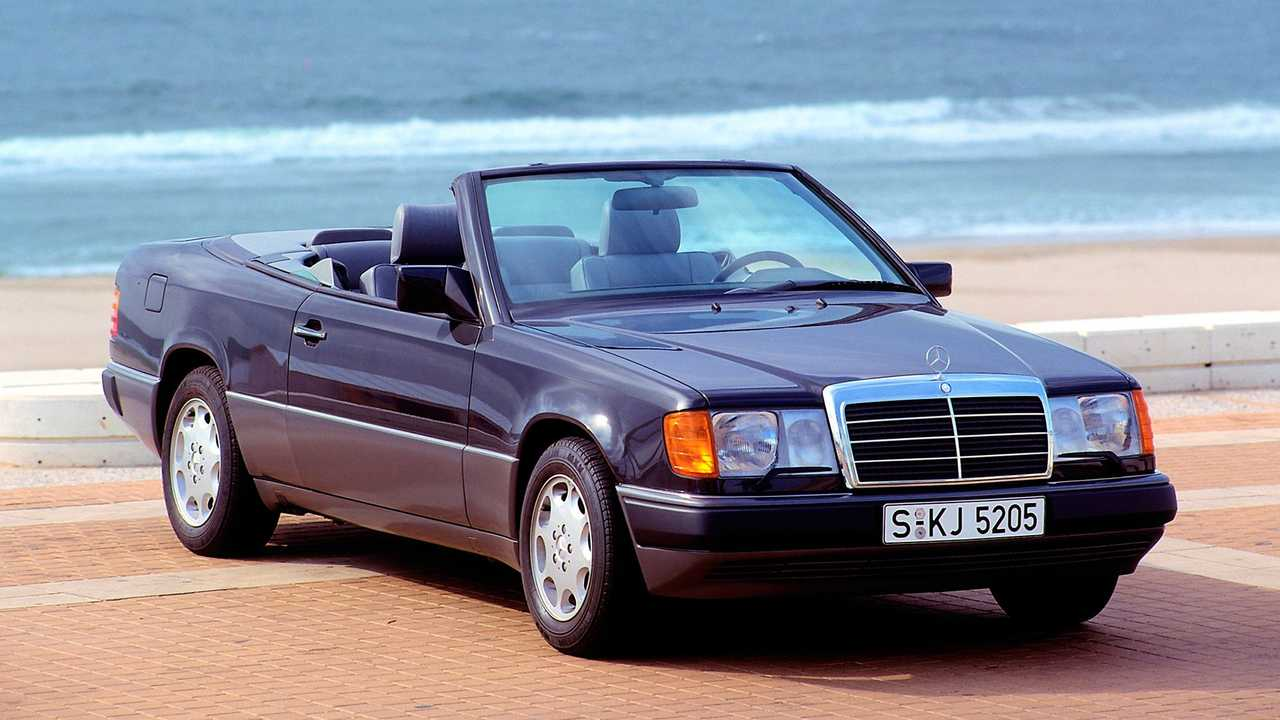 Mercedes W 124 Cabriolet