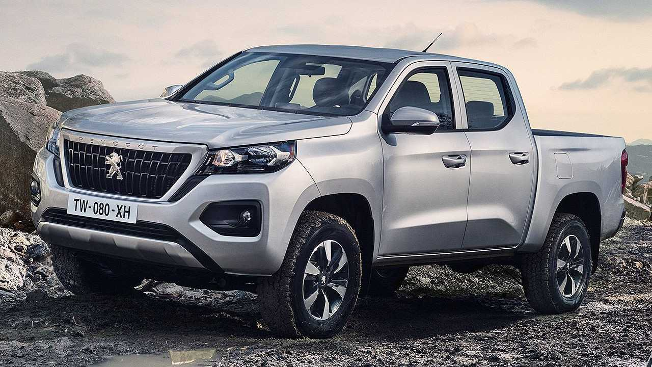 Peugeot Landtrek 2022