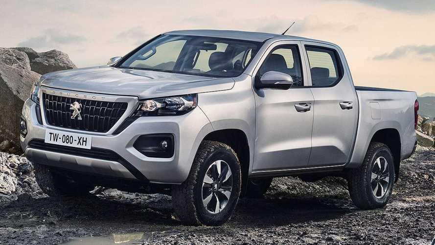Peugeot confirma picape Landtrek para o Brasil em 2022