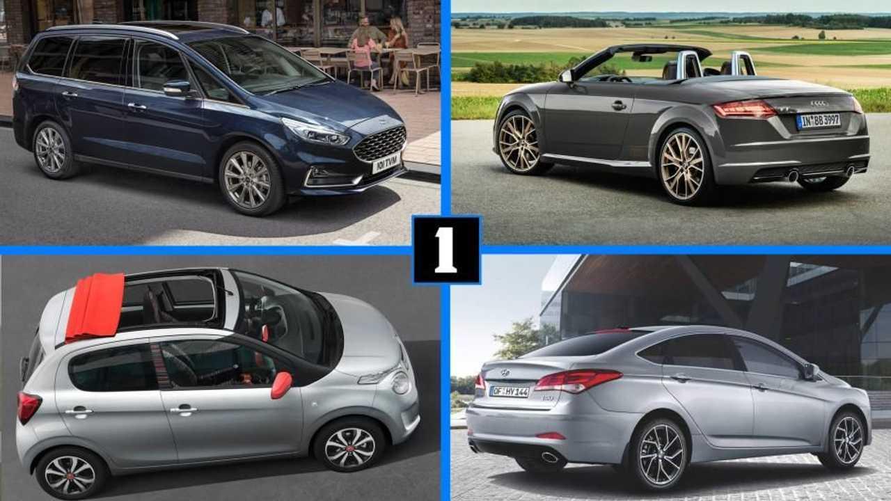 10 coches que podrían desaparecer