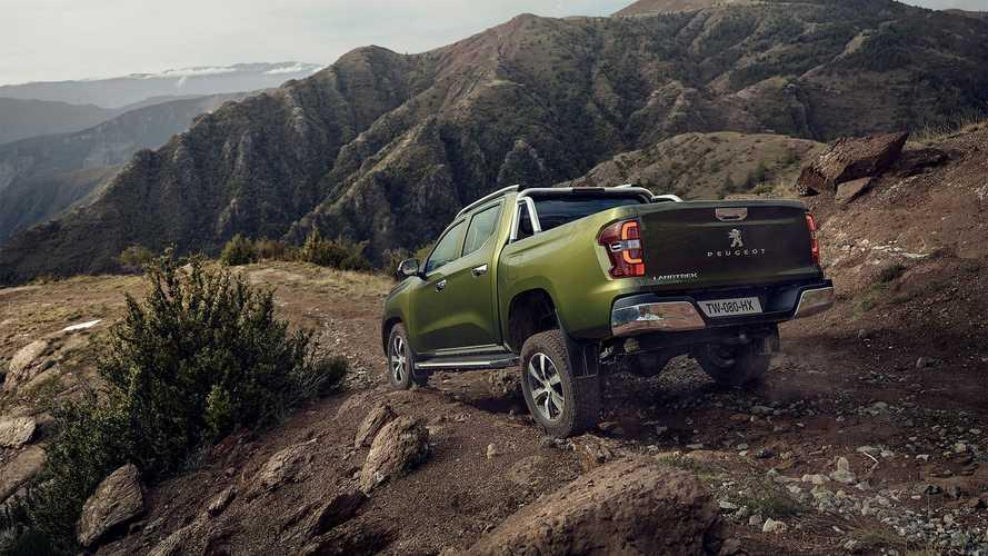 Peugeot Landtrek , un raid per il lancio del pick-up in Sudamerica