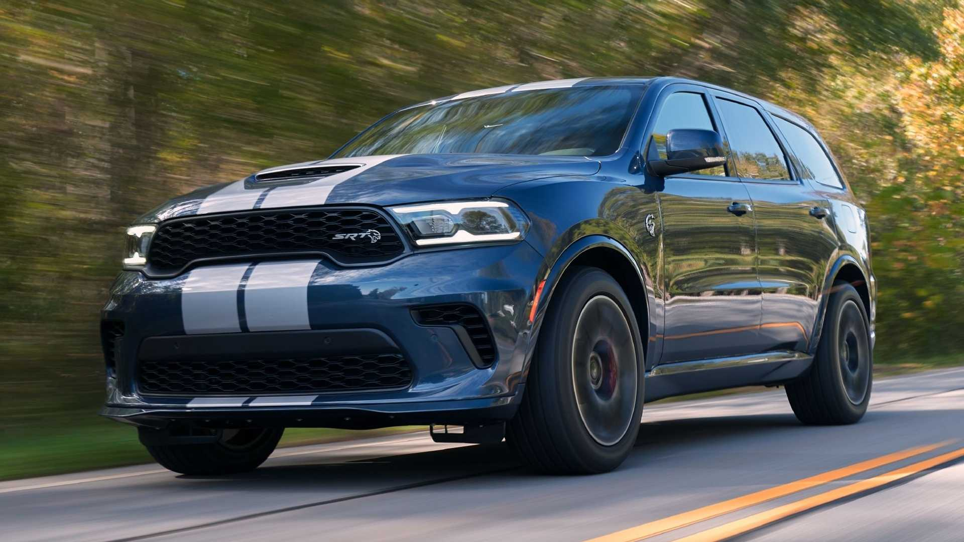 Dodge Durango Hellcat Production Ending In June Report