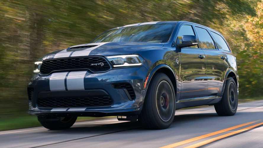 Dodge Durango Hellcat (2021) im Test: Sie haben es wirklich getan