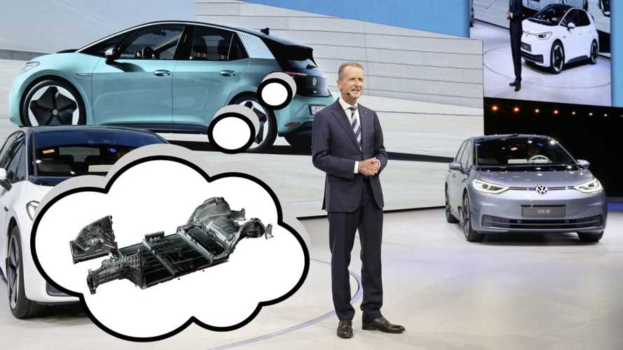 VW Wants To Make Electric Cars In 10 Hours – The Same Goal Tesla Has