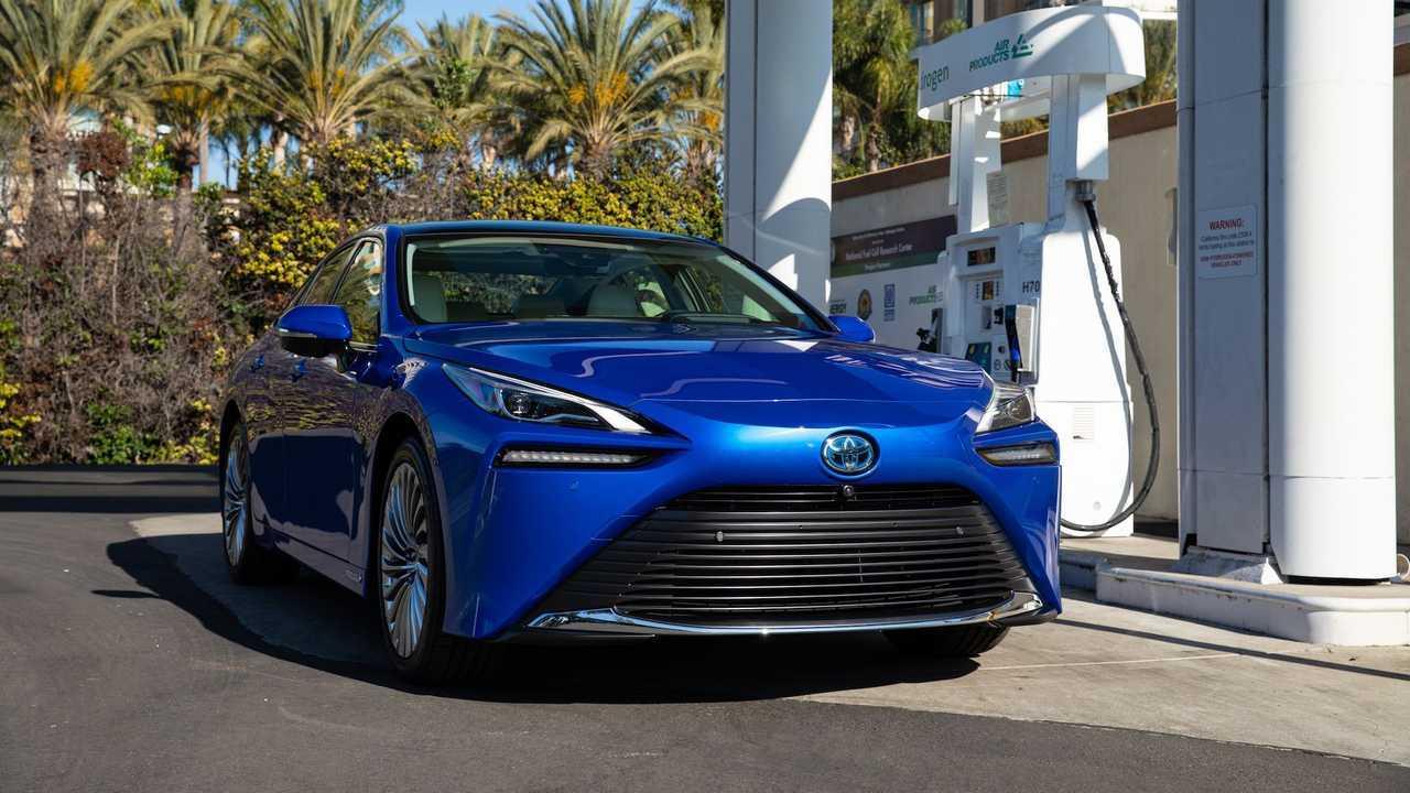 Toyota Mirai: primeiras impressões