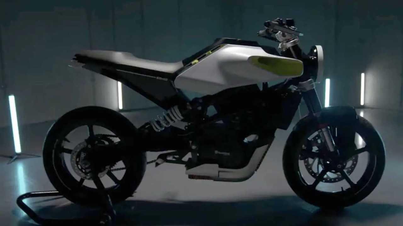 Husqvarna e-Pilen IAA Motor Show