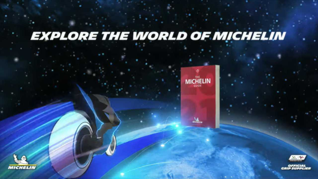 Michelin 2Wheel Virtual Exhibition 2021