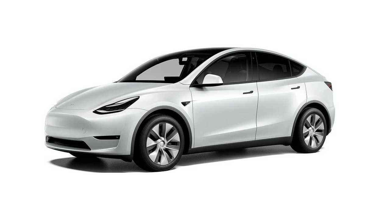 MIC Tesla Model Y SR (China)