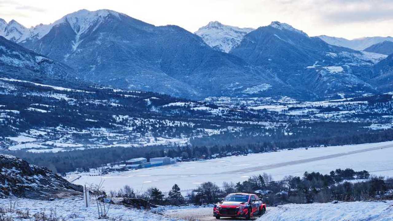 WRC 2022 calendar