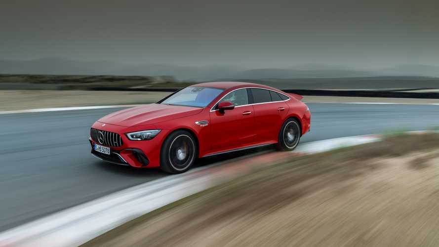 Mercedes-AMG GT63 S E Performance PHEV Is The Most Potent AMG Ever
