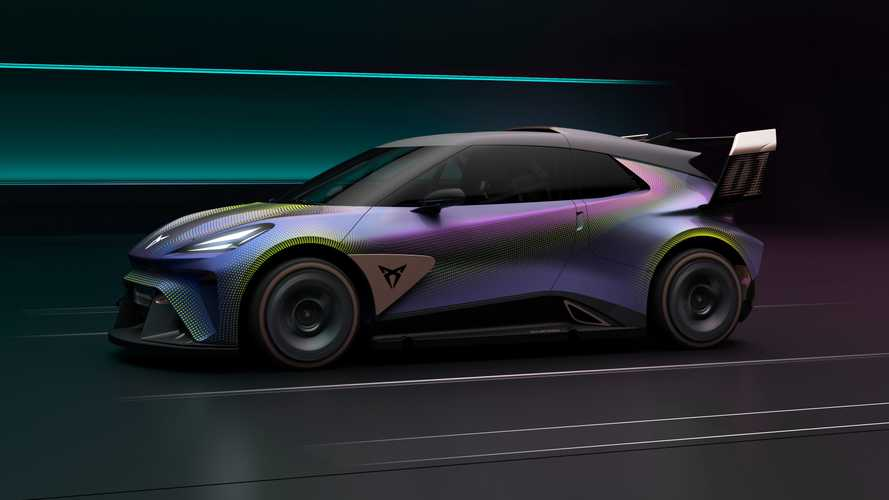 Cupra UrbanRebel Concept: Elektroauto-Studie in Renn-Optik