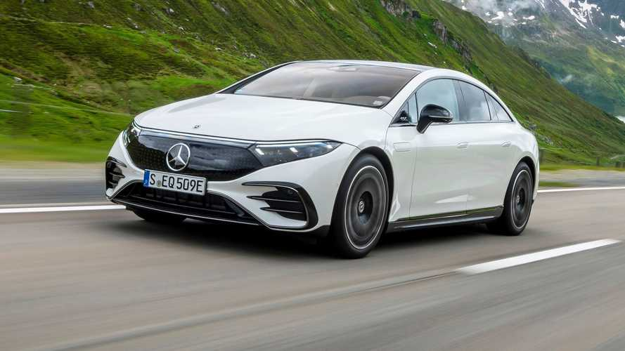 Mercedes EQS (2021): Das kostet das Elektro-Topmodell (Update)