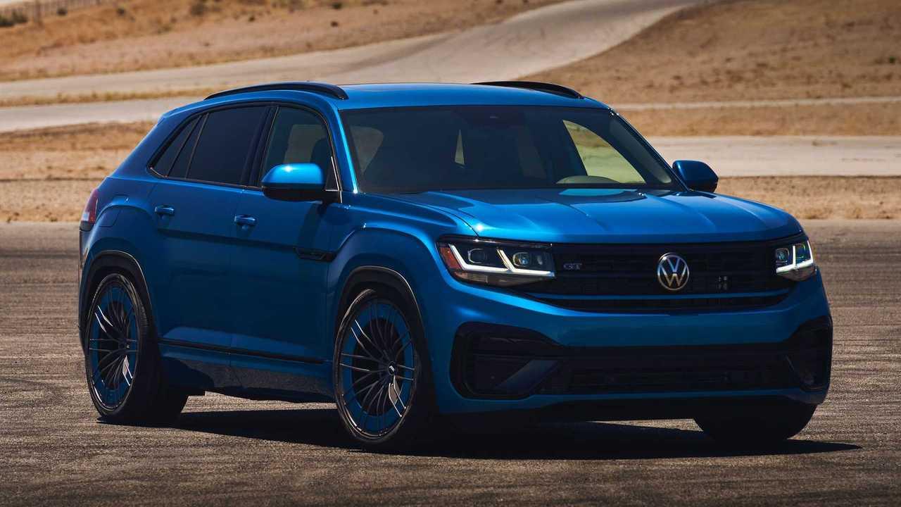 Volkswagen Atlas Cross Sport GT Exterior