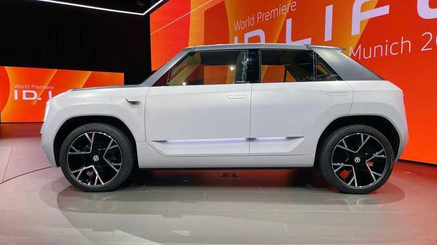 Carro elétrico popular ditará o design dos próximos modelos VW