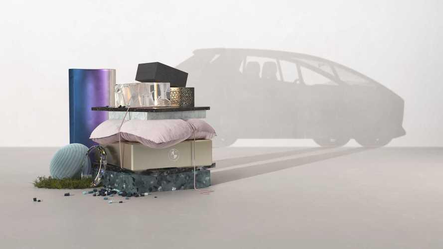 BMW сделала полностью утилизируемый электрокар из вторсырья