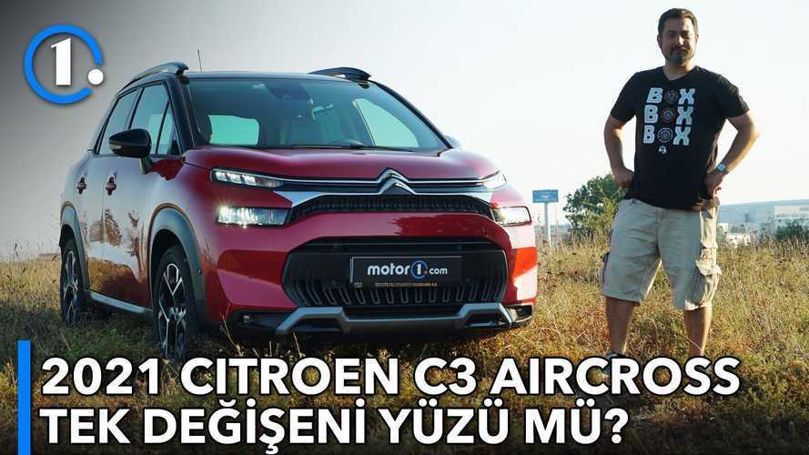 2021 Citroen C3 Aircross 1.2 PureTech Shine | Neden Almalı?