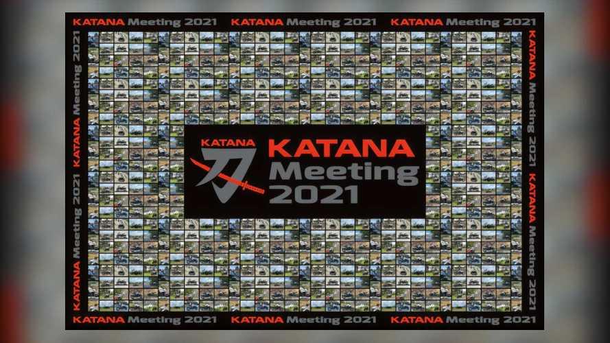 Suzuki Katana Meeting 2021
