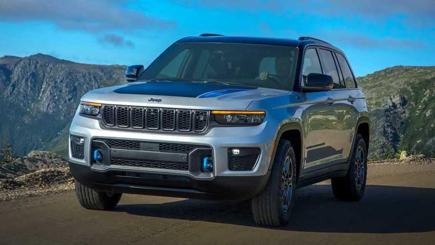 Le nouveau Jeep Grand Cherokee arrive, et en hybride rechargeable