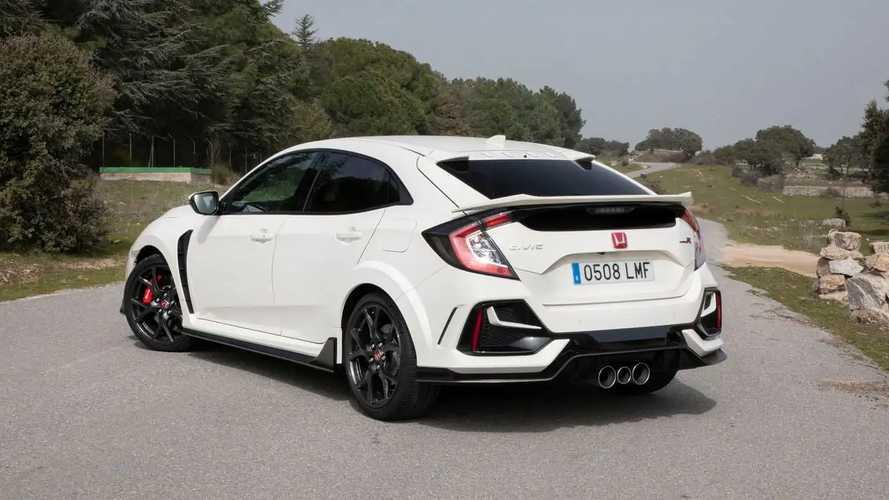 Prueba Honda Civic Type R Sport Line: ¿dónde está el alerón?