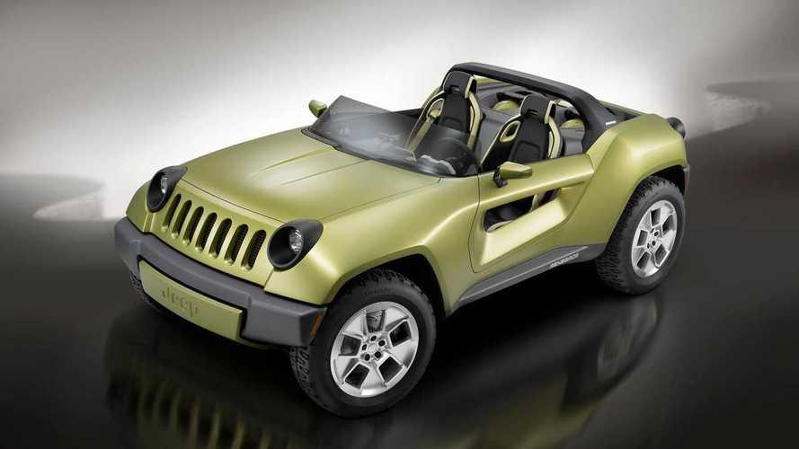 Jeep, 7 concept andate in produzione... anche se non uguali