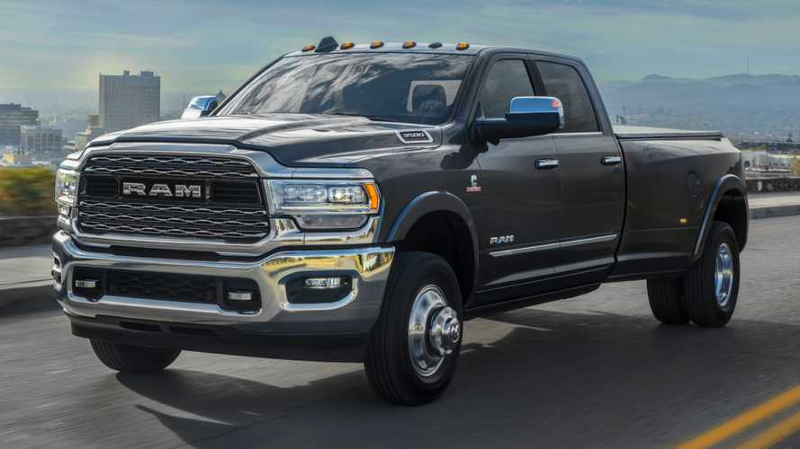 600,000 Ram Diesel Pickups Under NHTSA Investigation For Stalling