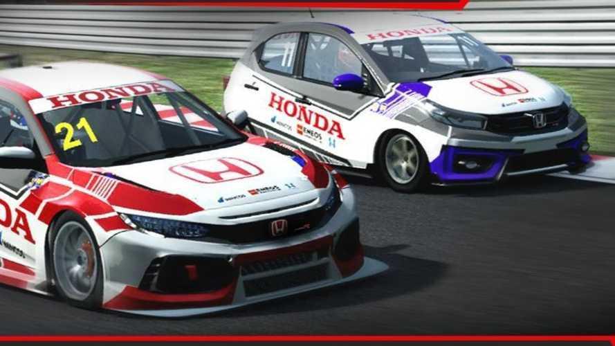 Ini Jadwal Lengkap Honda Racing Simulator Championship 2