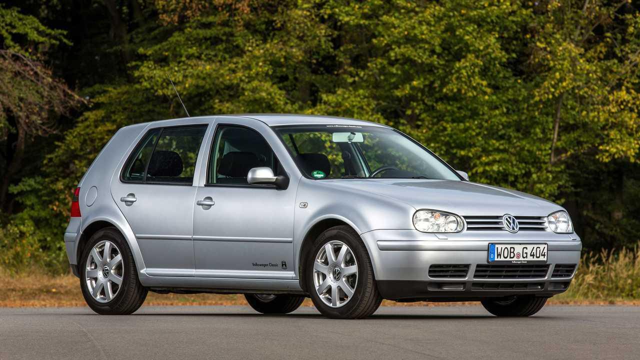 VW Golf IV (1997-2003)