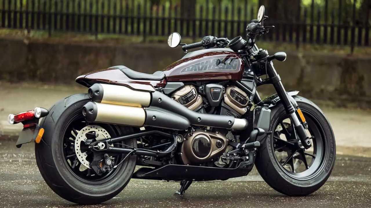 2021 Harley-Davidson Sportster S - Static