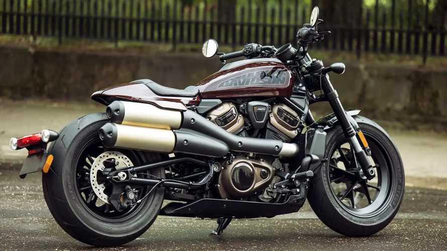 Dunlop Develops New GT503 For 2021 Harley-Davidson Sportster S
