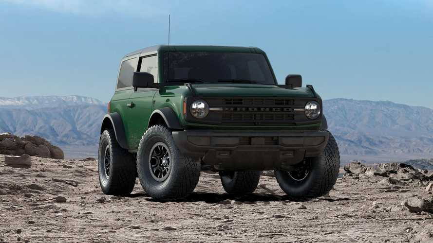 2022 Ford Bronco Price Increase Officially Revealed
